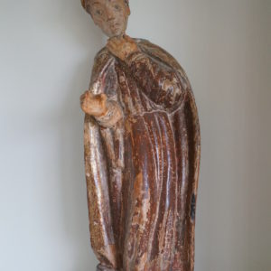 Heiligenbeeld gotiek middeleeuwen blasius Dullaert antiek