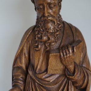 Heiligenbeelden neogotiek Dullaert antiek