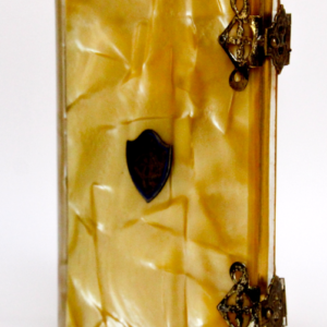kerkboek zilveren beslag antieke bijbel 19e eeuw zilveren klampen peter Dullaert heilige handel