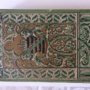 Titel: Gotaischer genealogischer Hofkalender auf das Jahr 1842. Schrijver: Auteur onbekend. Uitgever: Justus Perthes te Gotha, 1842. Taal: Nederlands