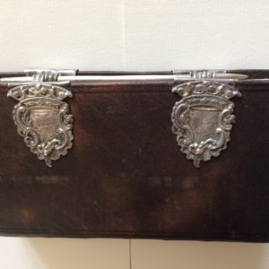 Titel: Friesch Comptoir Almanach voor het schrikkeljaar 1788. Schrijver: Auteur onbekend. Uitgever: Johannes Seydel te Leeuwarden, 1787. Taal: Nederlands